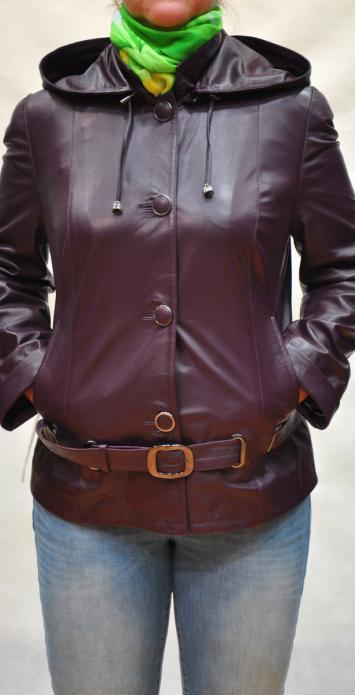 куртка большого размера с капюшоном