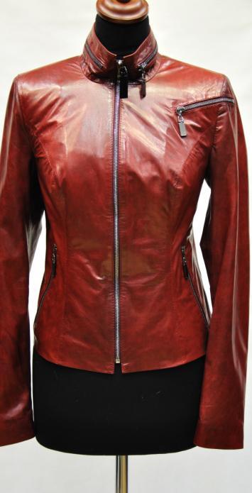 Куртка кожаная производство Турции