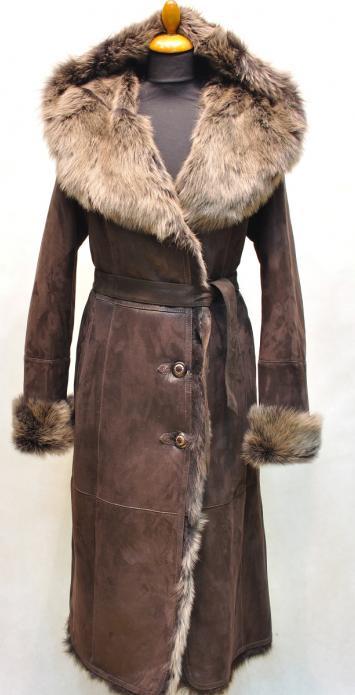 Зимняя женская тоскана