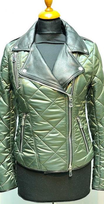 текстильная куртка - косуха
