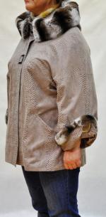 Кожаные куртки модель: 1120 БИ
