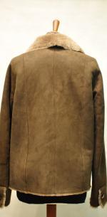 женский пиджак дубленка