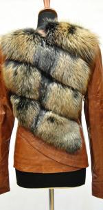 короткая куртка жилетка