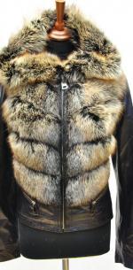Куртка с приталенным силуэтом