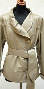пиджаки кожаные женские