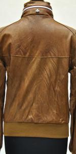 Кожаная женская куртка, Италия