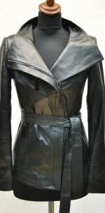 кожаная куртка женская 2014
