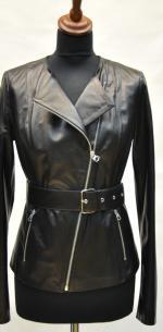 кожаные куртки на молнии фото