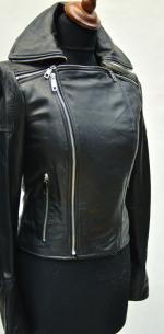 стильная куртка косуха