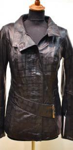 куртки кожаные женские утепленные
