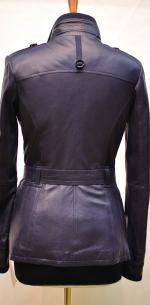 кожаные куртки женские весна