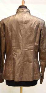 пиджак с неотрезной талией