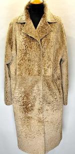 пальто английский воротник